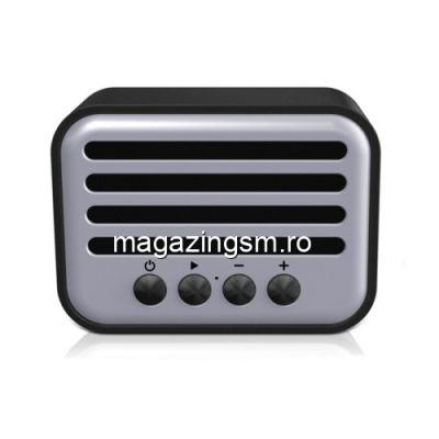 Boxa Portabila Wireless Bluetooth Mini Samsung Huawei iPhone Universala Neagra