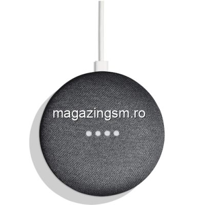 Boxa Wireless Bluetooth Google Home Mini Neagra