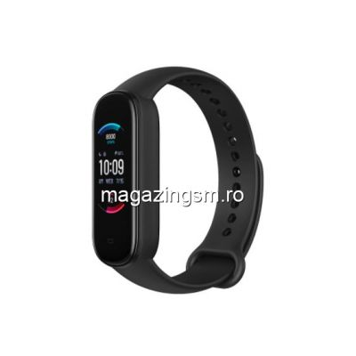Bratara fitness Amazfit Band 5, Midnight Black