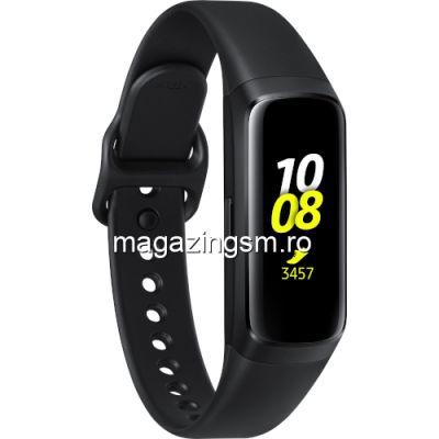 Bratara Fitness Samsung Galaxy Fit 2019 Neagra