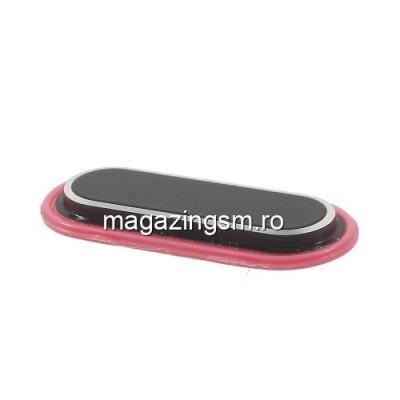 Buton Meniu Samsung Galaxy Grand Prime G530 / J5 J500F Original Negru