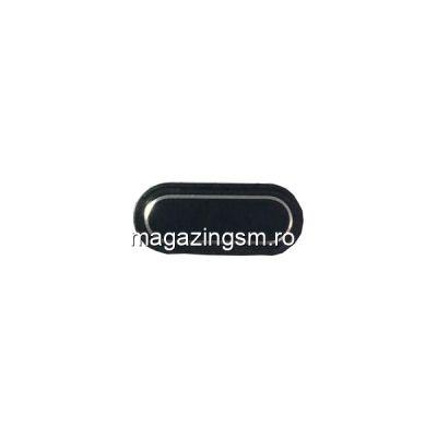 Buton Meniu Samsung Galaxy J7 J710 2016 Negru