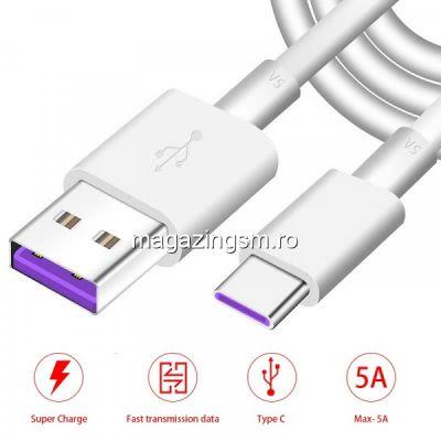 Cablu Date Type C Alb