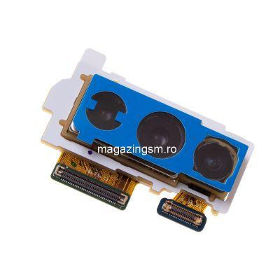 Camera Spate Cu Banda Flex Samsung Galaxy S10 G973 S10+ Plus G975 (Modul CU 3 Camere) Original