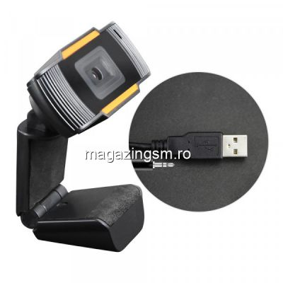 Camera WEB UVC 720P Neagra