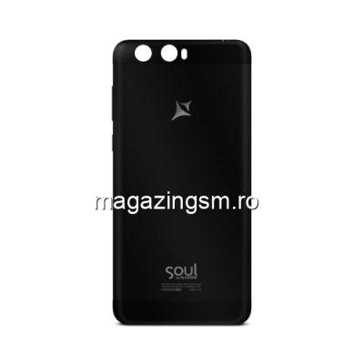 Capac Allview X4 Soul Lite Baterie Spate Original Negru