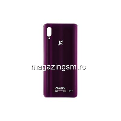 Capac Allview X6 Soul Xtreme Spate Baterie Mov