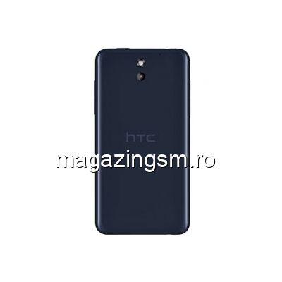 Capac Baterie HTC Desire 610 Original Albastru
