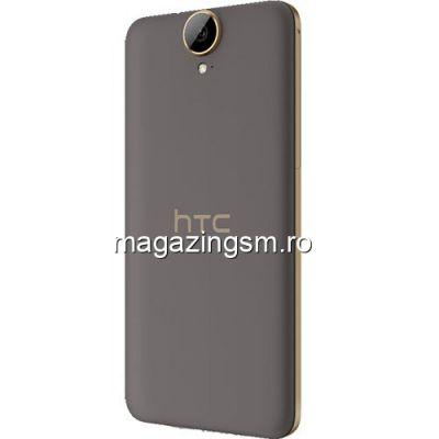 Capac baterie HTC One E9 Plus Original Gold Sepia