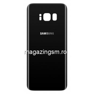 Capac Baterie Samsung Galaxy S8 Plus G955 Negru