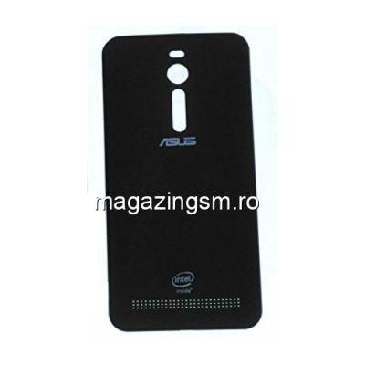 Capac Baterie Spate Asus Zenfone 2 ZE551ML Negru