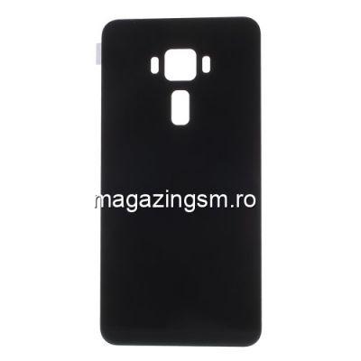 Capac Baterie Spate Asus Zenfone 3 ZE552KL Negru