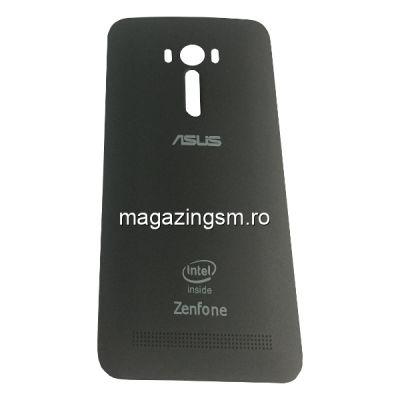 Capac Baterie Spate Asus Zenfone Selfie ZD551KL Negru
