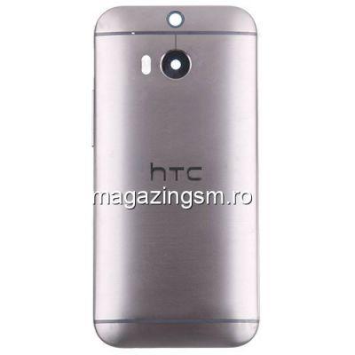 Capac Baterie Spate HTC One M8 Gri
