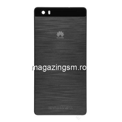 Capac Baterie Spate Huawei Ascend P8 Lite Negru