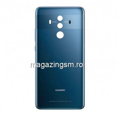 Capac Baterie Spate Huawei Mate 10 Pro Albastru