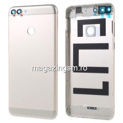 Capac Baterie Spate Huawei P Smart Original Auriu