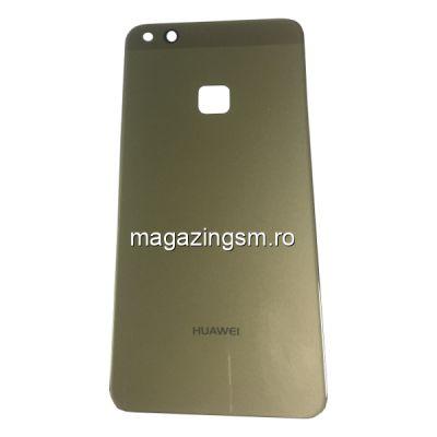Capac Baterie Spate Huawei P10 Lite Auriu