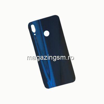 Capac Baterie Spate Huawei P20 Lite Cu Adeziv Sticker Albastru