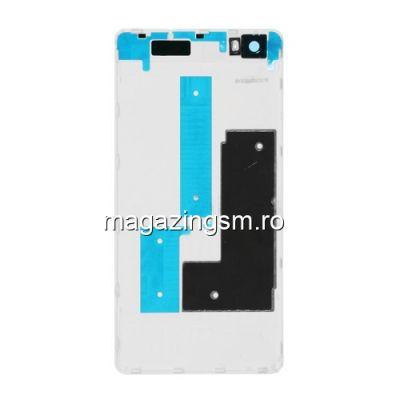 Capac Baterie Spate Huawei P8 Lite Original Alb