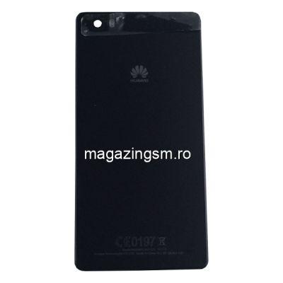 Capac Baterie Spate Huawei P9 Lite Negru Black
