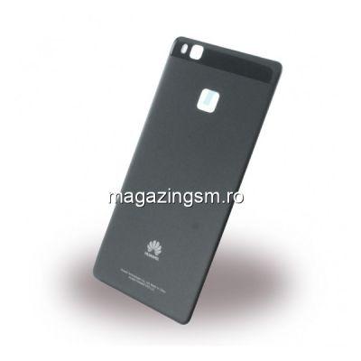 Capac Baterie Spate Huawei P9 Lite SWAP Negru