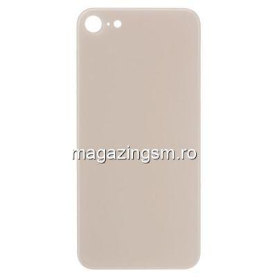 Capac Baterie Spate iPhone 8 4,7 inch Auriu