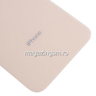 Capac Baterie Spate iPhone 8 Auriu