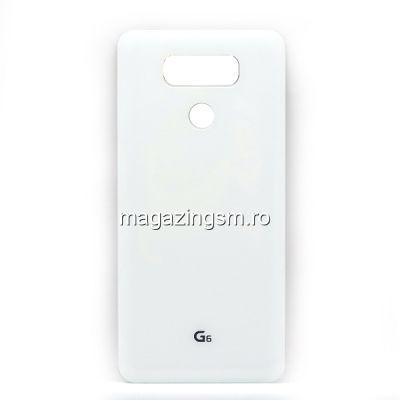Capac Baterie Spate LG G6 Alb