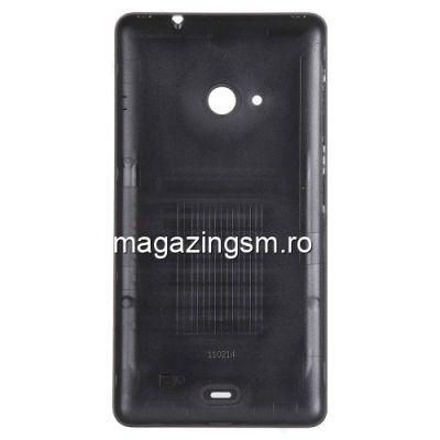 Capac Baterie Spate Microsoft Lumia 535 / Dual SIM Negru