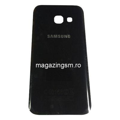 Capac Baterie Spate Samsung Galaxy A3 A320F (2017) Negru