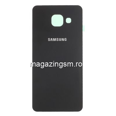 Capac Baterie Spate Samsung Galaxy A3 SM-A310F (2016) Negru