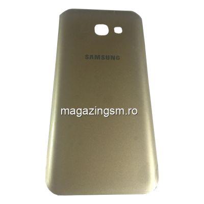 Capac Baterie Spate Samsung Galaxy A5 (2017) A520F Gold