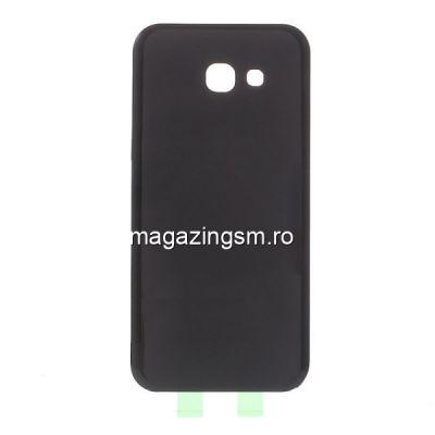 Capac Baterie Spate Samsung Galaxy A5 (2017) A520F Negru