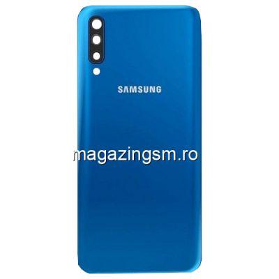 Capac Baterie Spate Samsung Galaxy A50 A505 Original SWAP Albastru