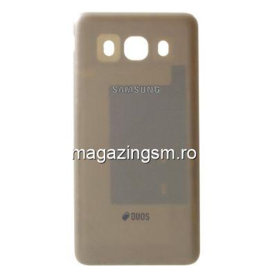 Capac Baterie Spate Samsung Galaxy J5 (2016) SM-J510 Cu NFC Gold