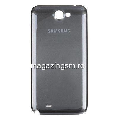 Capac Baterie Spate Samsung Galaxy Note II N7100 Cu Antena NFC Gri