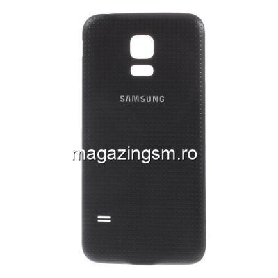 Capac Baterie Spate Samsung Galaxy S5 Mini Original Negru