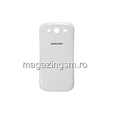 Capac Baterie Spate Samsung Galaxy S3 i9300 Alb