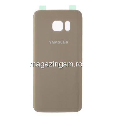 Capac Baterie Spate Samsung S7 Edge G935 Gold