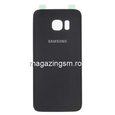 Capac Baterie Spate Samsung S7 Edge G935 Negru