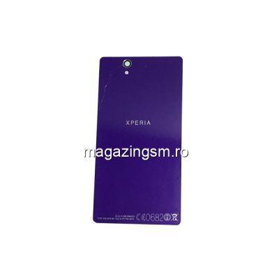 Capac Baterie Spate Sony Xperia Z C6603 Violet