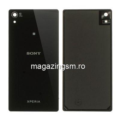 Capac Baterie Spate Sony Xperia Z2 D6503 D6502 D6543 Negru