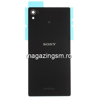 Capac Baterie Spate Sony Xperia Z3+ / Xperia Z4 Negru