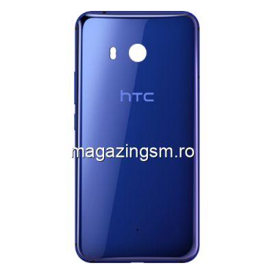 Capac HTC U11 Spate Baterie Albastru