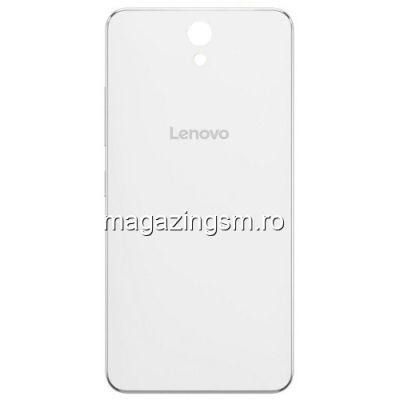 Capac Lenovo Vibe S1 Lite Spate Baterie Alb