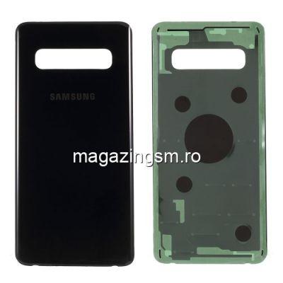 Capac Samsung Galaxy S10 G973 Spate Baterie Negru