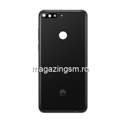 Carcasa Completa Huawei Y7 2018 Neagra