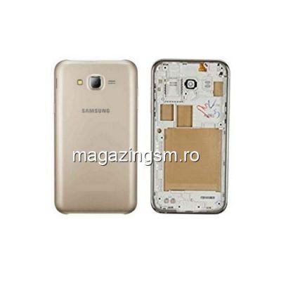 Carcasa Completa Samsung Galaxy J2 J200 2015 Aurie