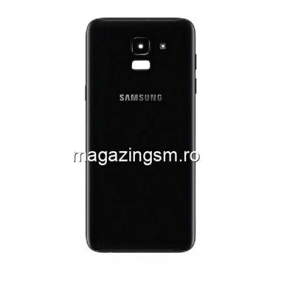 Carcasa Completa Samsung Galaxy J6 J600 2018 Neagra